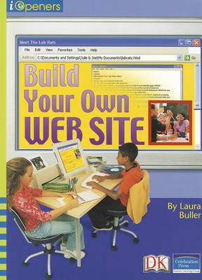 Build Your Own Website by Laura Buller