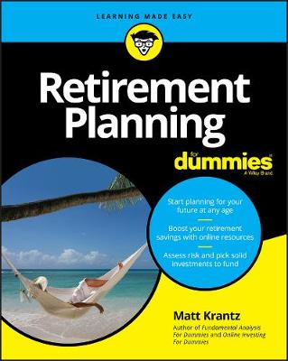 Retirement Planning For Dummies book