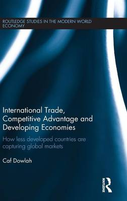International Trade, Competitive Advantage and Developing Economies book
