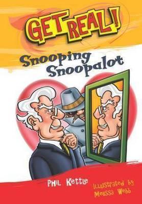 Snooping Snoopalot book