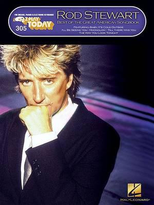 Rod Stewart - Best of the Great American Songbook by Rod Stewart