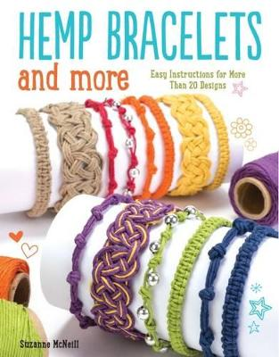 Hemp Bracelets and More by Suzanne McNeill