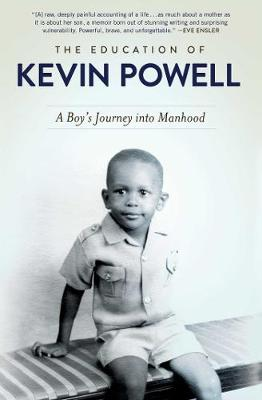 Education of Kevin Powell book