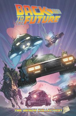 Back To the Future The Heavy Collection, Vol. 2 book