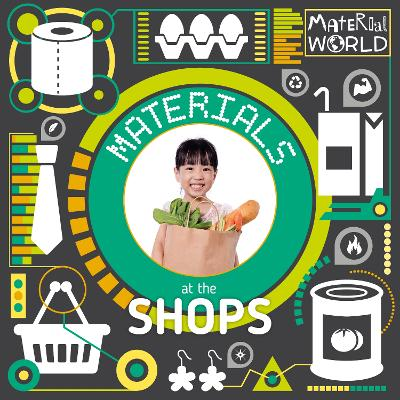 Materials at the Shops by William Anthony