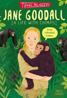 Trailblazers: Jane Goodall book