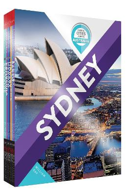 Capital Cities Across Australia Pack of 8 Paperbacks book