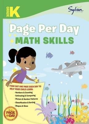 Kindergarten Page Per Day book