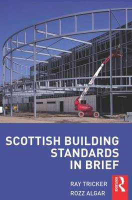 Scottish Building Standards in Brief book