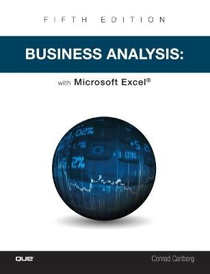 Business Analysis with Microsoft Excel and Power BI book