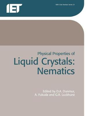 Physical Properties of Liquid Crystals by D.A. Dunmur