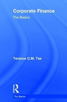 Corporate Finance: The Basics book