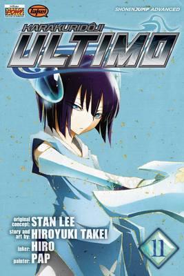 Ultimo, Vol. 11 by Hiroyuki Takei