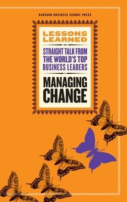 Managing Change book