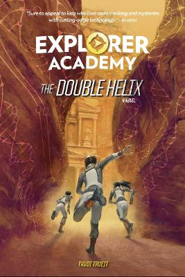 The Double Helix (Explorer Academy) by National Geographic Kids