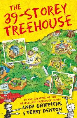 The 39-Storey Treehouse by Andy Griffiths