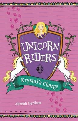 Krystal's Charge by Aleesah Darlison