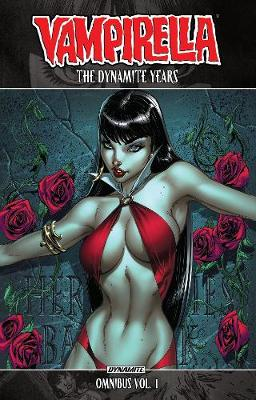 Vampirella: The Dynamite Years Omnibus Vol. 1 by Eric Trautmann
