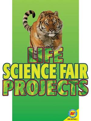 Life Science Fair Projects book