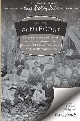 A Modern Pentecost by Adam Wallace