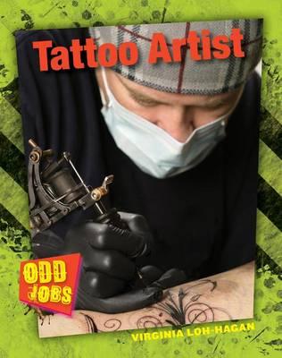 Tattoo Artist by Virginia Loh-Hagan