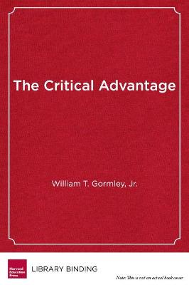 Critical Advantage book