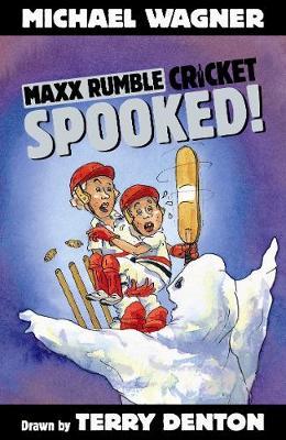 Maxx Rumble Cricket 7: Spooked! book