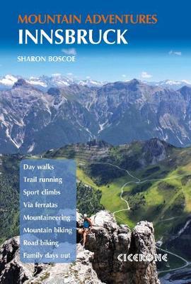 Innsbruck Mountain Adventures book