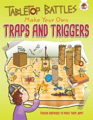 Traps and Triggers: Hidden surprises to make them jump book