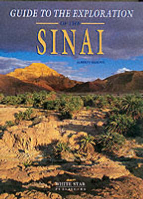 Guide to Exploration of the Sinai by Alberto Siliotti