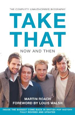Take That - Now and Then by Martin Roach