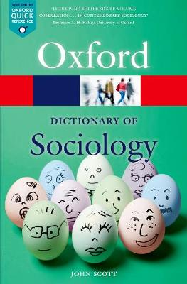 A Dictionary of Sociology by John Scott