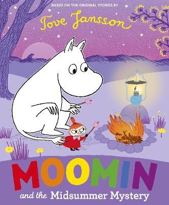 Moomin and the Midsummer Mystery book