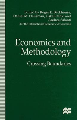 Economics and Methodology by Professor Roger E. Backhouse