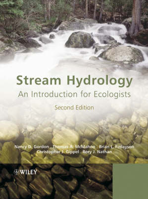 Stream Hydrology by Nancy D. Gordon