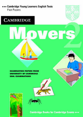 Cambridge Movers by University of Cambridge Local Examinations Syndicate