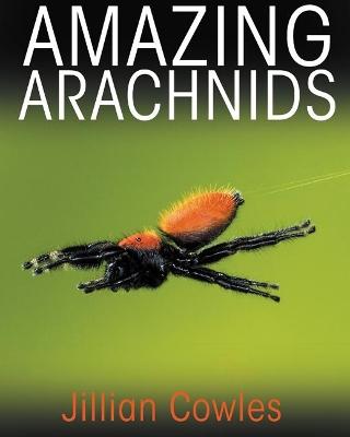 Amazing Arachnids by Jillian Cowles