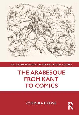 The Arabesque from Kant to Comics book