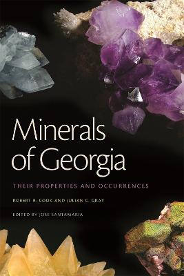Minerals of Georgia by Robert B. Cook