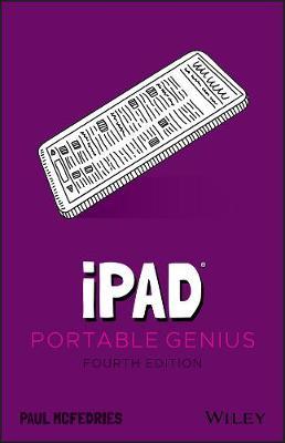 iPad Portable Genius book