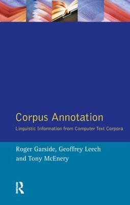 Corpus Annotation book