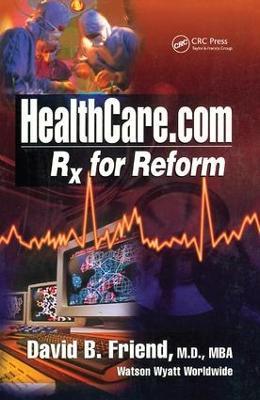 Healthcare.com book