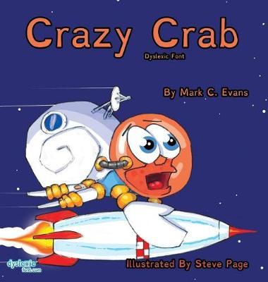 Crazy Crab Dyslexic Font by Mark C Evans