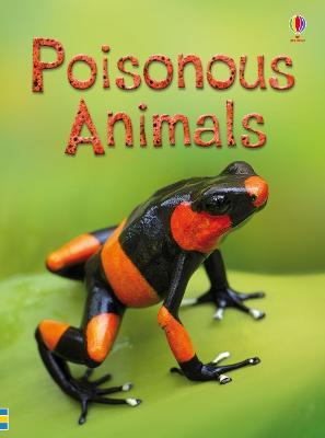 Poisonous Animals book