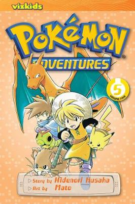 Pokemon Adventures, Vol. 5 (2nd Edition) by Mato