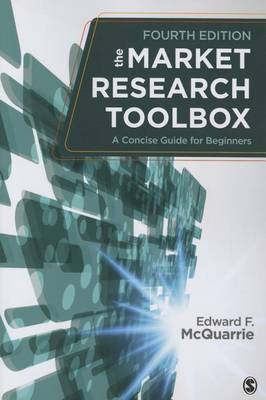Market Research Toolbox by Edward F. McQuarrie