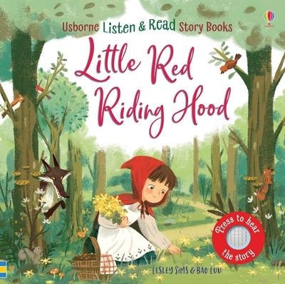 Little Red Riding Hood by Lesley Sims