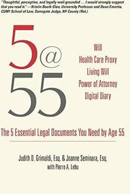 5@55 by Judith D Grimaldi