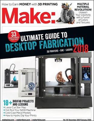 Make - Volume 60 by Mike Senese