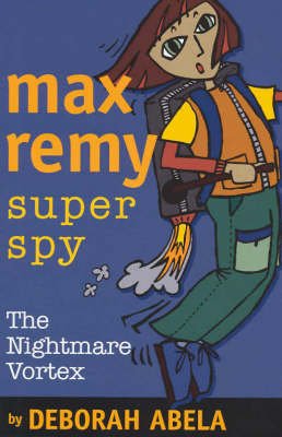 Max Remy Superspy 3 book
